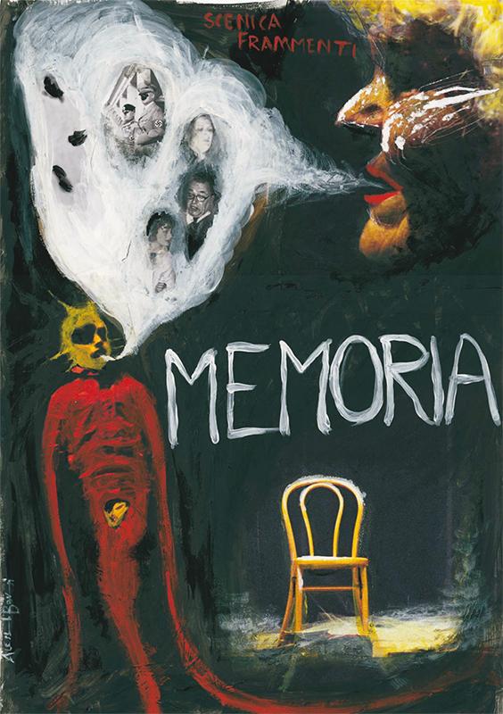 Memoria. Storia di una famiglia teatrale