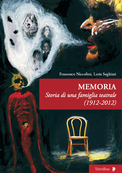 Il 23 marzo presentazione del libro 'Memoria' a seguire spettacolo al Teatro di Lari