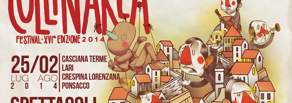 Collinarea Festival 2014