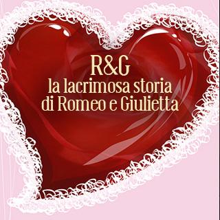 R&G la lacrimosa storia di Romeo e Giulietta @ Scenica Frammenti